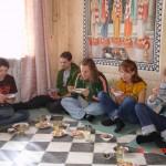 Botanic Project в Храме Кишор Кишори (1)