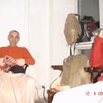 Индийская party 11.04.2009 (перед выступлением)