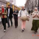 Харинама в Новокузнецке 22.04.09 (1)