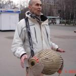 Харинама в Новокузнецке 22.04.09 (2)