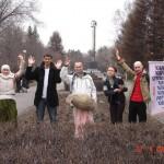 Харинама в Новокузнецке 22.04.09 (3)